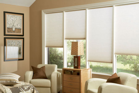 how to clean honeycomb cellular blinds