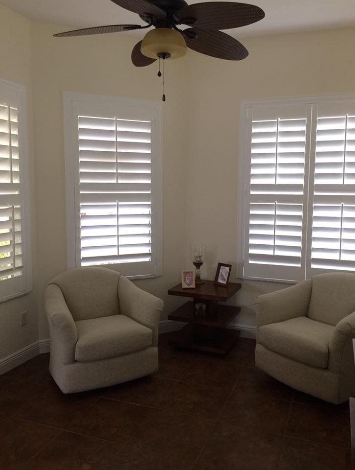 Miami Beach - Plantation Shutters
