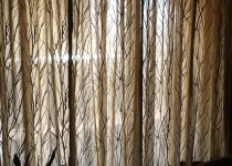 Ripplefold Curtains Coconut Grove