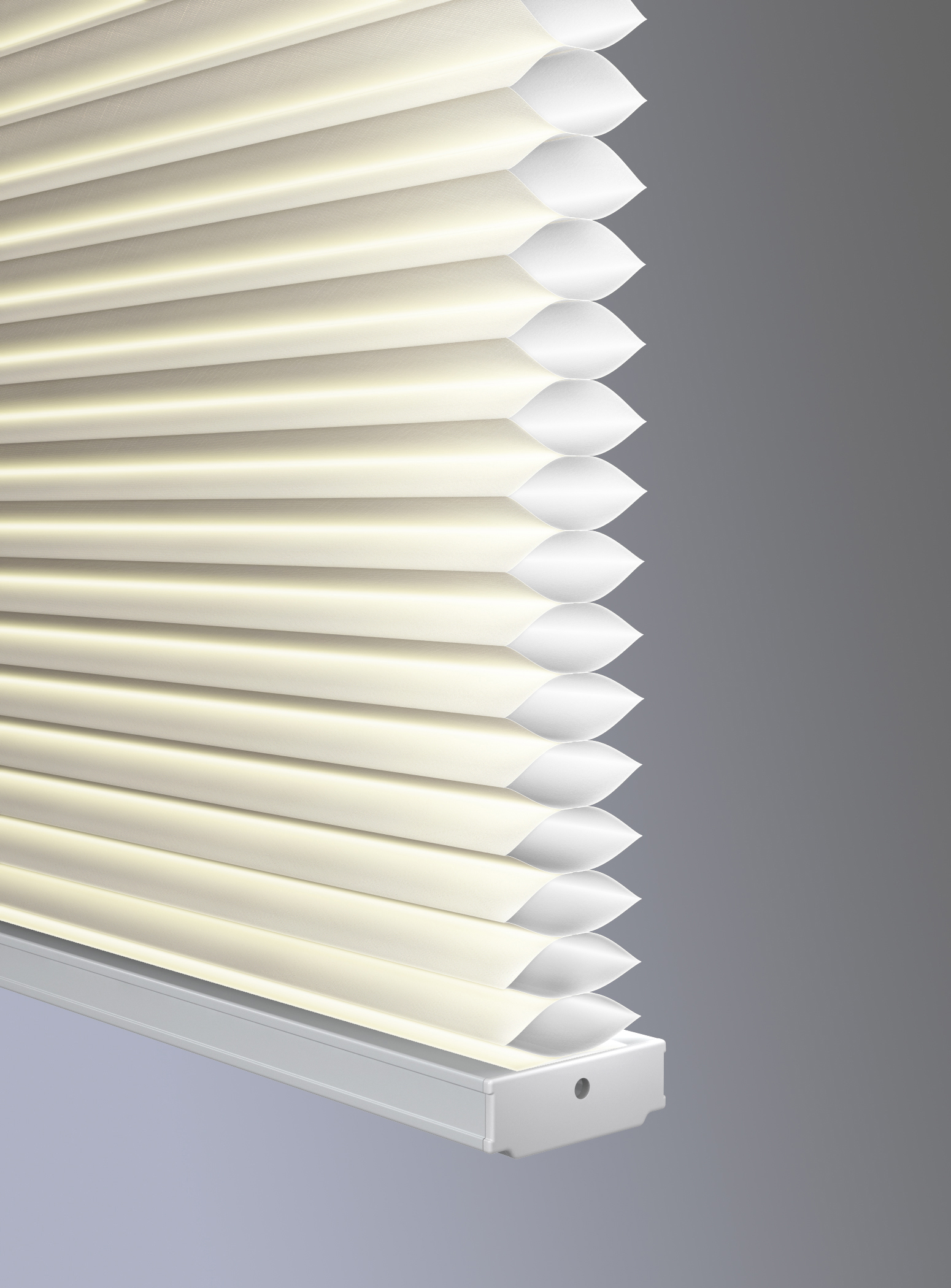 Miami Cellular Shades Honeycomb Shades Woven Fabric