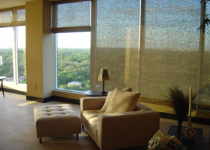 Miami Custom Shades & Blinds | Brown Design
