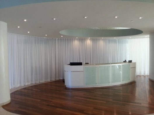 Brown Design | Commercial Projects | Miami & Port St. Lucie Florida | Window Treatments, Blinds, Shades, Window Coverings, Plantation Shutters, Curtains