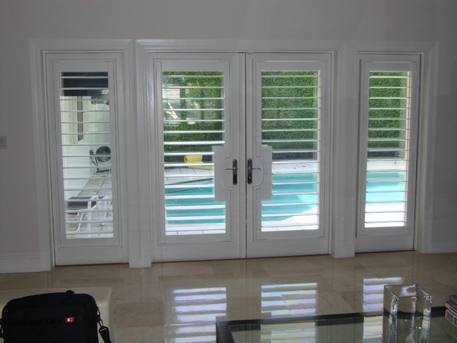 Exceptionnel ... Shutters Pinecrest   Plantation Shutters