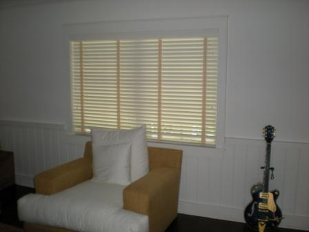 Wood Blinds | Decorative Tape | Miami, FL